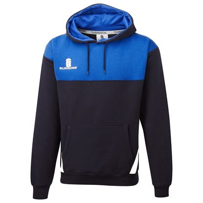 Picture of Blade Hoody : Navy / Royal / White