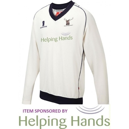 Picture of Alcester & Ragley CC Long Sleeve Match Jumper