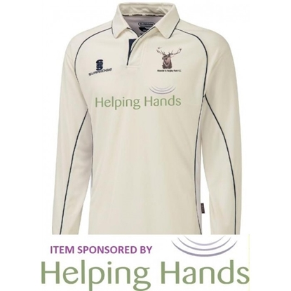 Picture of Alcester & Ragley CC Long Sleeve Match Shirt