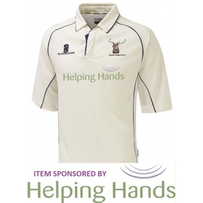 Picture of Alcester & Ragley CC Short Sleeve Match Shirt