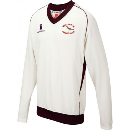 Picture of Winterton CC Long Sleeve Jumper