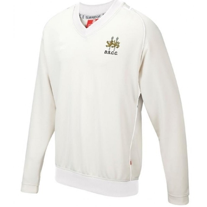Picture of Droitwich Spa CC Long Sleeve Match Jumper