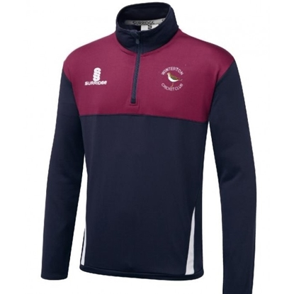 Picture of Winterton CC 1/4 Zip Performance Top