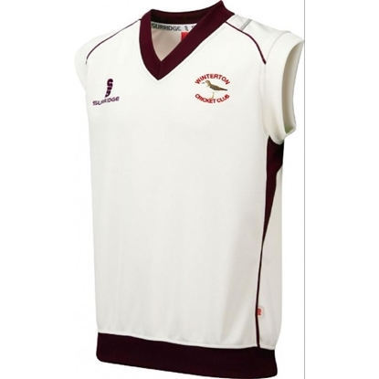 Picture of Winterton CC Short Sleeve Jumper