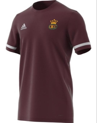 Picture of CKCC (Adidas) Training Shirt (Maroon)