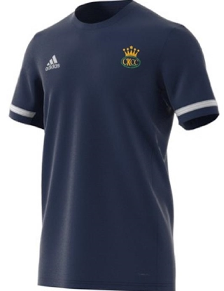 Picture of CKCC (Adidas) Training Shirt (Navy)