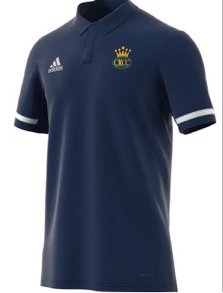 Picture of CKCC (Adidas) Polo (Navy)