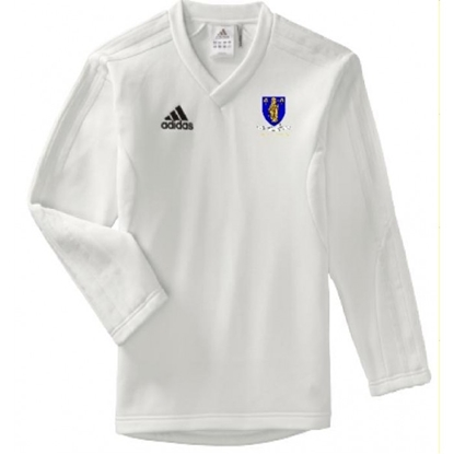 Picture of Merthyr Tydfil CC Long Sleeve Jumper