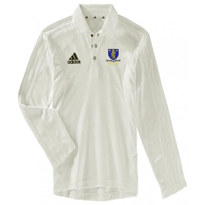 Picture of Merthyr Tydfil CC Long Sleeve Shirt
