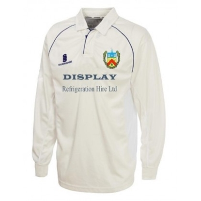 Picture of Cheltenham Civil Service CC Long Sleeve Shirt