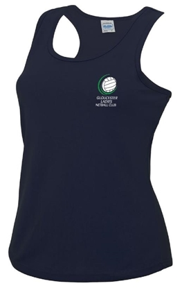 Picture of GLNC Training Vest (Navy)