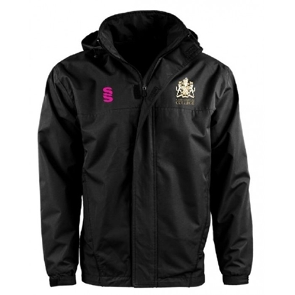 Picture of College Staff Fleece Lined Jacket