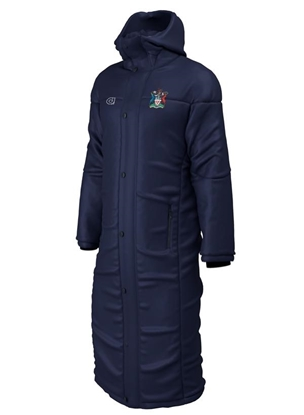 Picture of UOG Lacrosse Bench Jacket