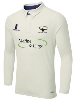 Picture of Great Horwood CC Match Shirt LS