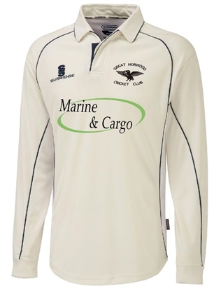 Picture of Great Horwood CC Match Shirt(Standard Fit) LS
