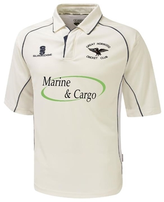 Picture of Great Horwood CC Match Shirt(Standard Fit) SS