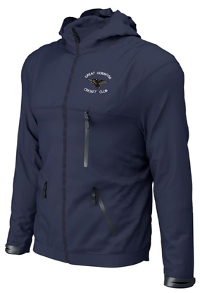 Picture of Great Horwood CC Hooded Rainjacket