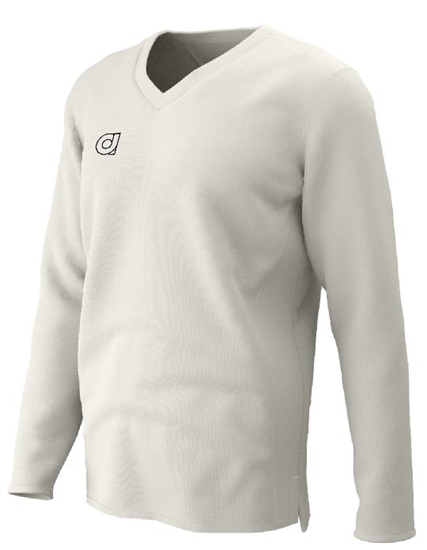 Picture of ASL Long Sleeve Cricket Jumper