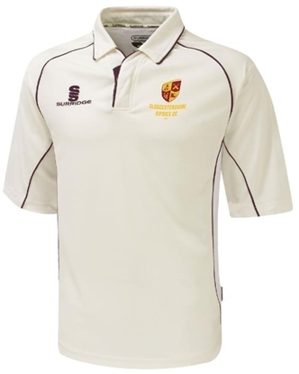 Picture of Glos Gipsies CC SS Match Shirt