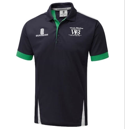 Picture of West Bladon CC Polo Shirt