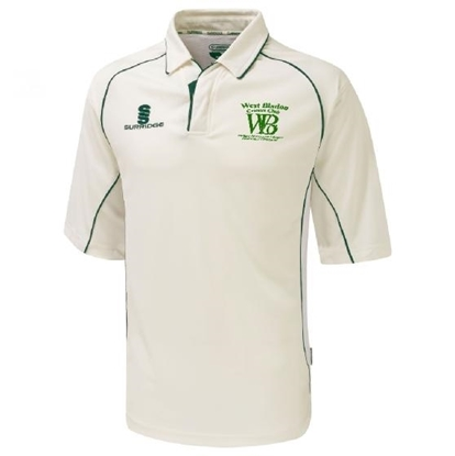 Picture of West Bladon CC SS Match Shirt