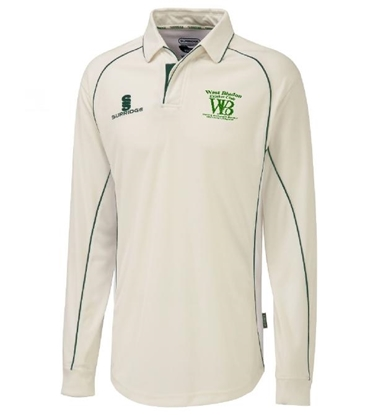 Picture of West Bladon CC LS Match Shirt