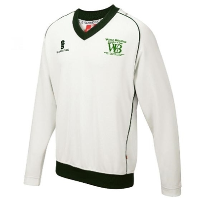 Picture of West Bladon CC LS Jumper