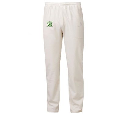 Picture of West Bladon CC Slim Fit Whites