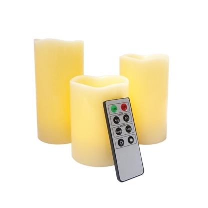 Picture of Mooncandles Flameless Candles with Timer and RC