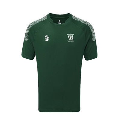 Picture of West Bladon CC Green Training Shirt
