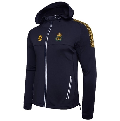 Picture of Charlton Kings CC Zipped Tech Hoodie