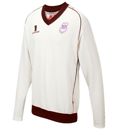 Picture of Lechlade CC Long Sleeve Match Jumper