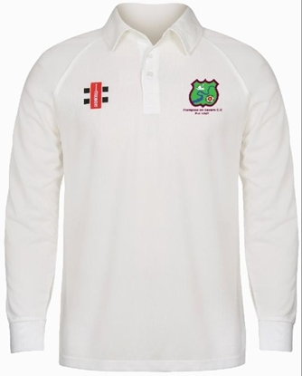 Picture of Frampton-on-severn CC - LS Match Shirt