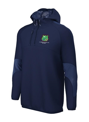 Picture of Frampton-on-severn CC - Hooded Rainjacket
