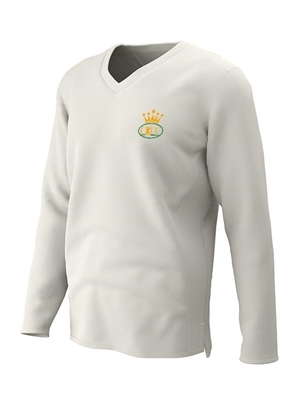Picture of Charlton Kings  CC Long Sleeve Match Jumper