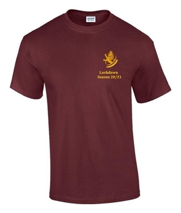 Picture of Old Pats RFC Lockdown T-Shirt 20/21