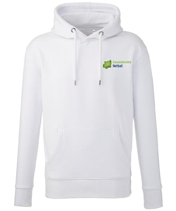 Picture of Gloucestershire Netball Umpire Hoodie