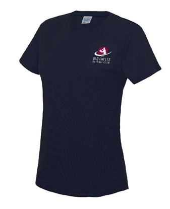Picture of Old Chelts Adult Navy T-Shirt