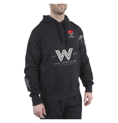 Picture of Southampton Solent Men's Rugby Hoodie